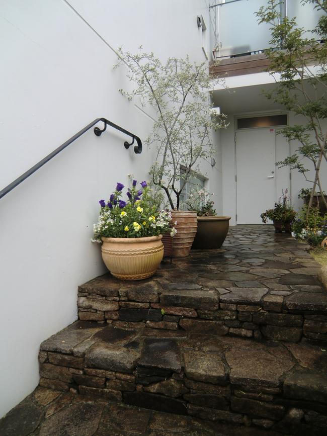 玄関先施工事例の写真2